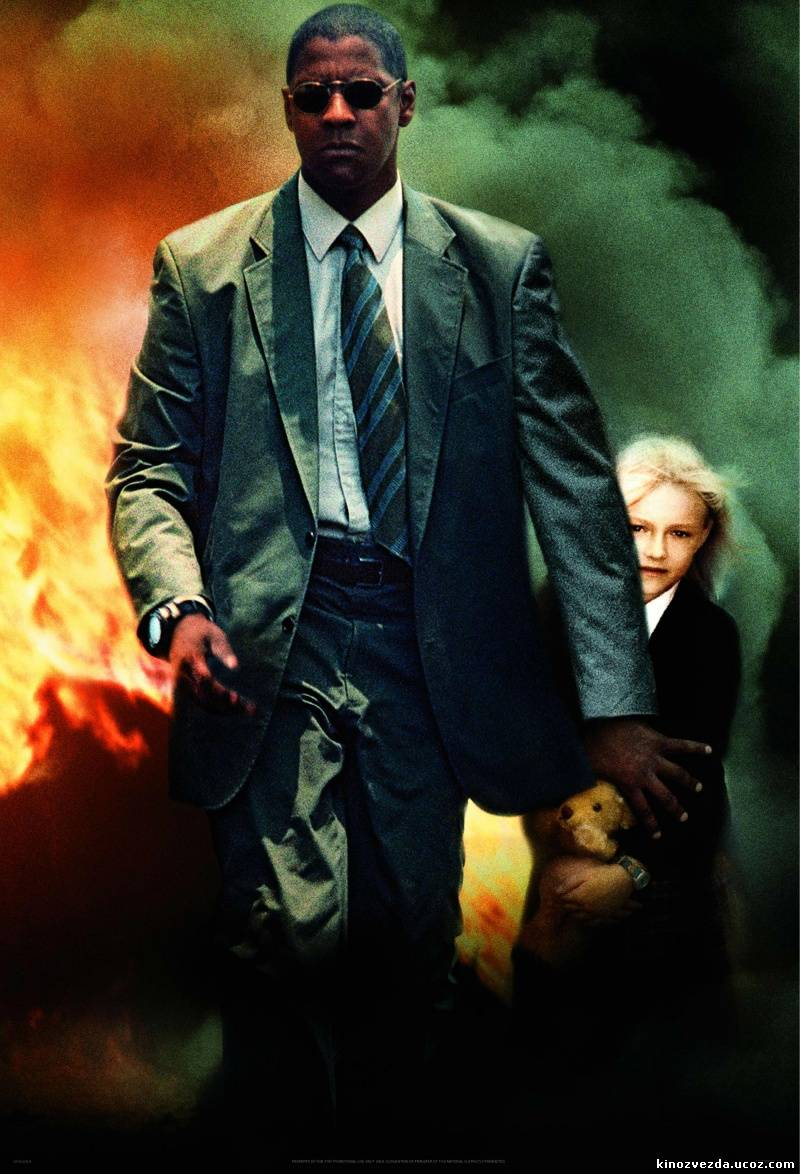 Гнев / Man on Fire (2004) смотреть онлайн