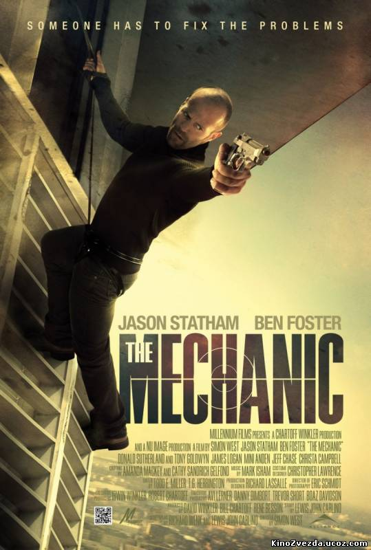 Механик / The Mechanic (2010) смотреть онлайн