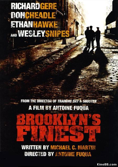 Бруклинские полицейские / Brooklyn's Finest (2009) смотреть онлайн