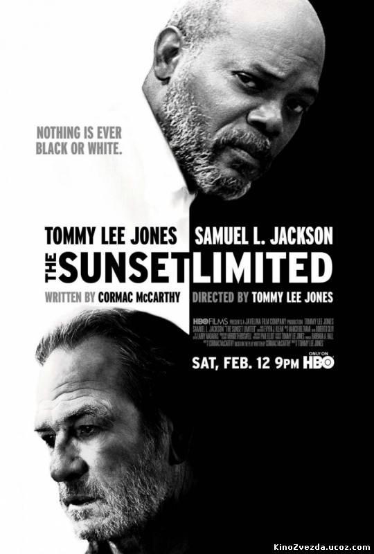 Ограниченный закат / The Sunset Limited (2011) смотреть онлайн