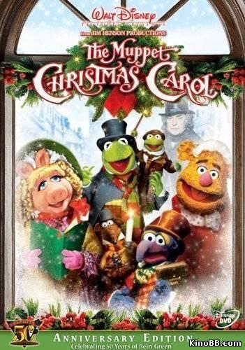 Рождественский гимн Маппет-шоу / Рождественская сказка Маппетов / The Muppet Christmas Carol (1992) смотреть онлайн