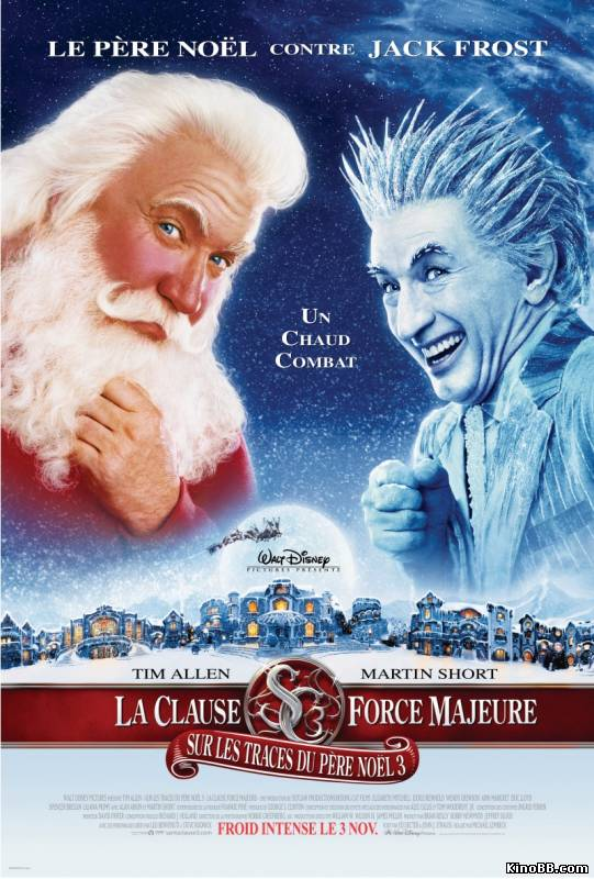 Санта Клаус 3 / The Santa Clause 3: The Escape Clause (2006) смотреть онлайн